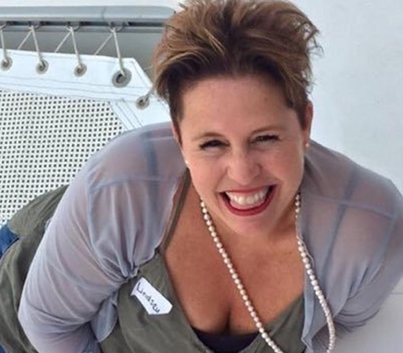 Hospitality Marketing Specialist Lindsey Gibaud