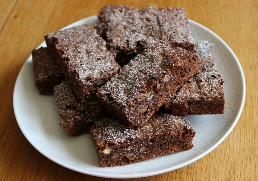 chocolate brownies, brownies, cake