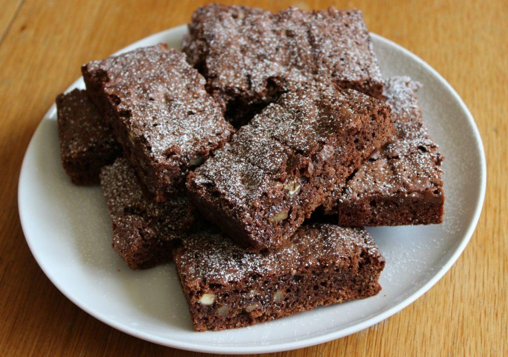 chocolate brownies, brownies, cake